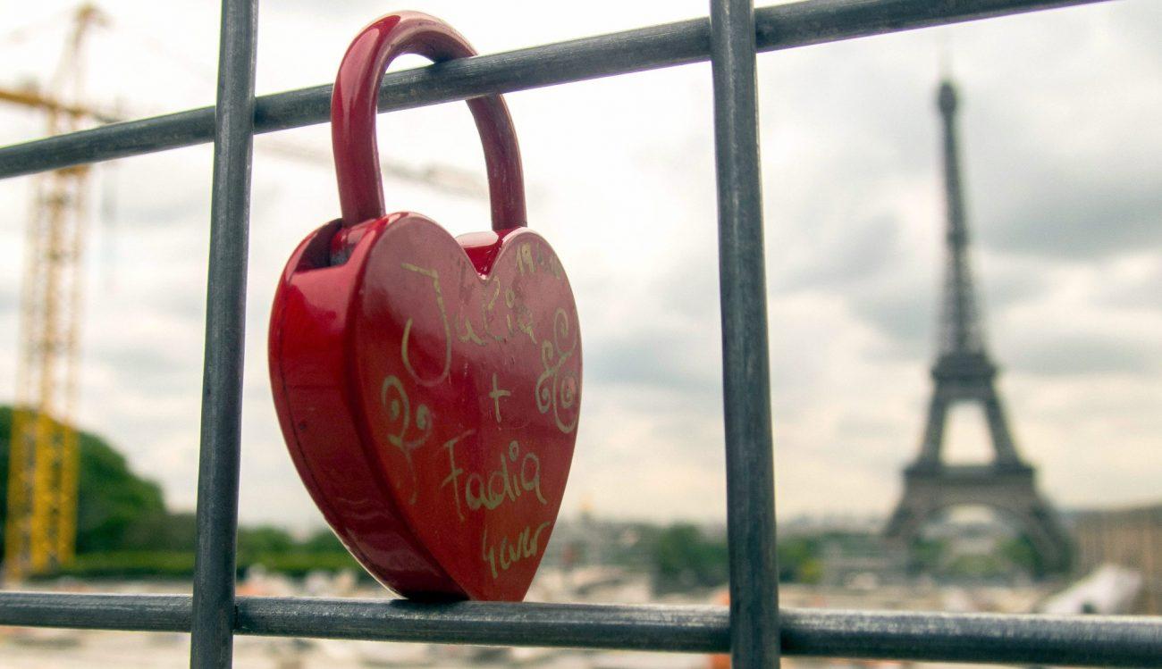Paris, la ville pour trouver la bonne personne en amour