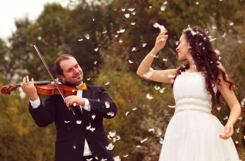 Violon mariage